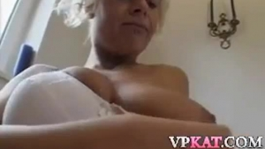 Dirty minded woman decided to have sex with her step- son, in the middle of the day