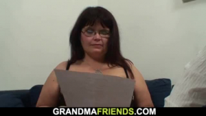 Giant tits woman loves big cocks